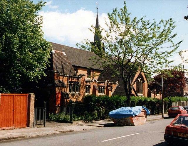 St Bartholomew, Craven Park Road, London N15