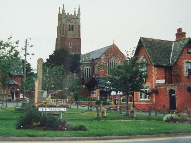 Village Green,   Kenton