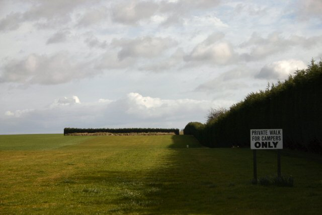 Farmland at Highfield Farm