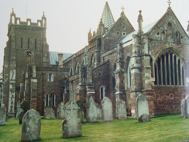 St Marys,        Ottery St Mary
