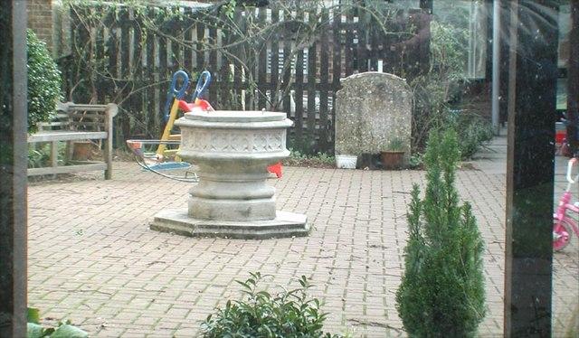St Mary, Rickmansworth, Herts - Garden