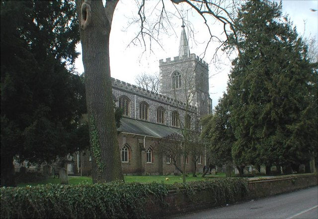 St Mary, Rickmansworth, Herts