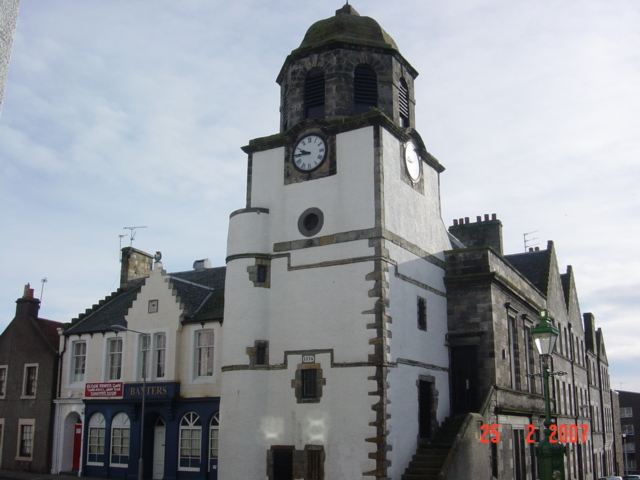 Dysart Tolbooth