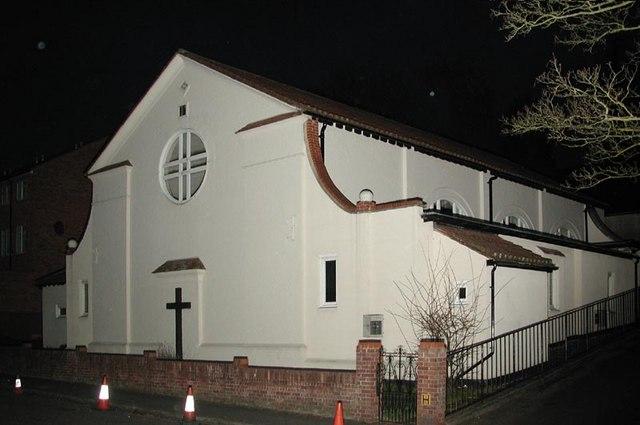 St Francis of Assisi, Hammerfield, Hemel Hempstead, Herts