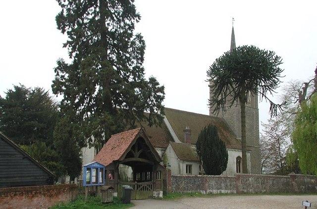 St James, Thorley, Herts