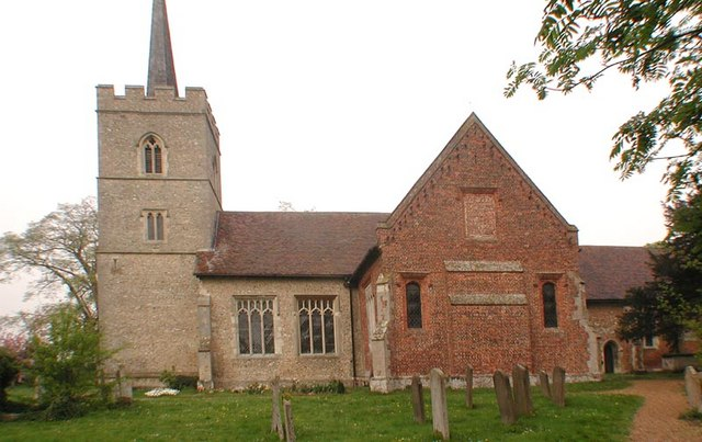 St Dunstan, Hunsdon, Herts