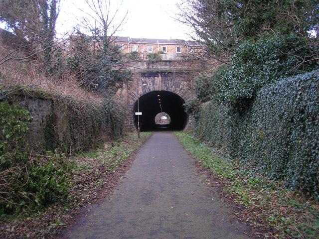 East Trinity Road Tunnel