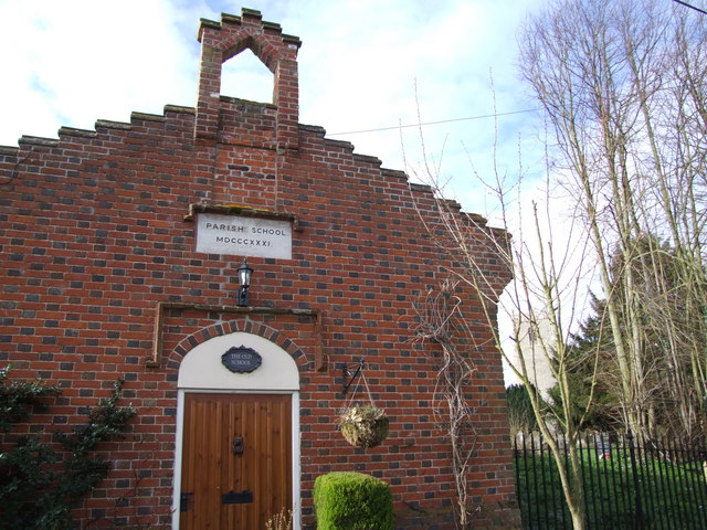 Old School House, Tibenham