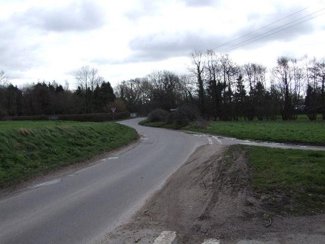Where Roads Meet, Pottergate Street