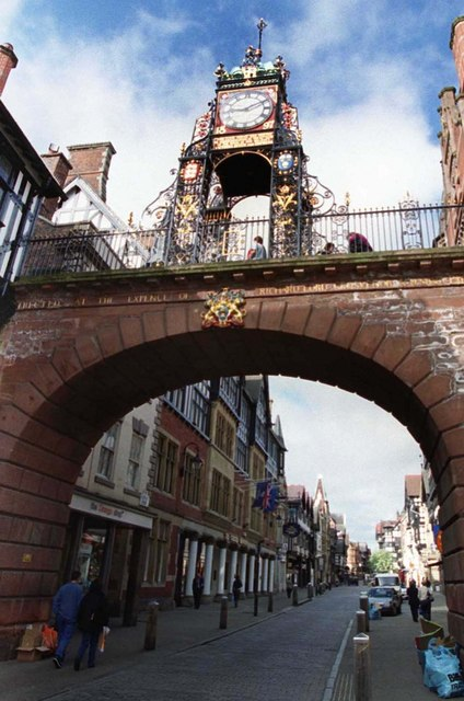 The Eastgate, Chester