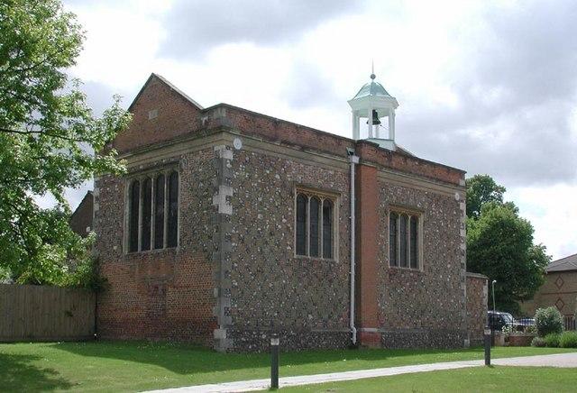 Oxhey Chapel, Herts