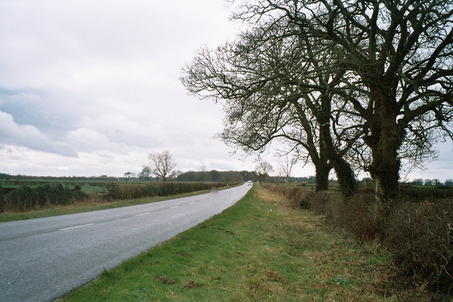 A361 two-mile straight