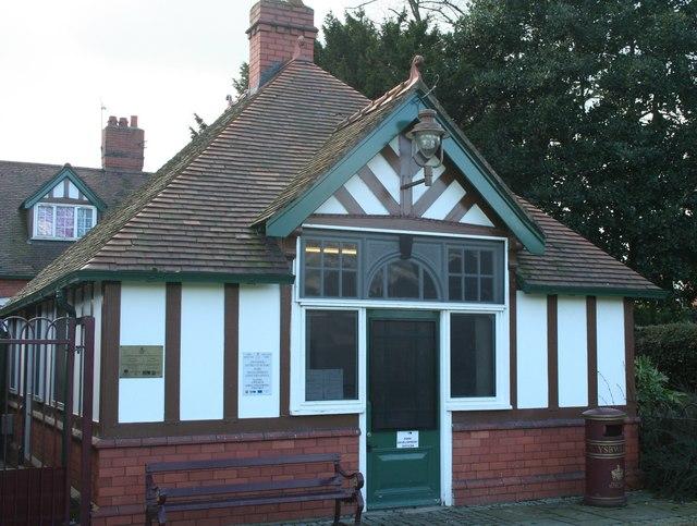 Victorian Bowling Pavilion