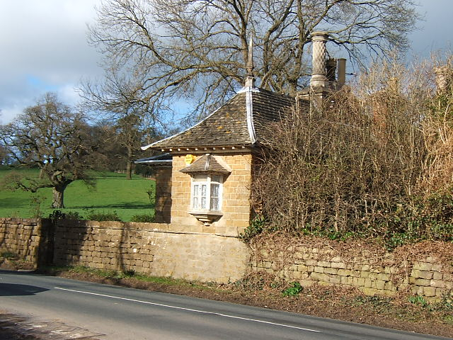 Cottage at Stancombe Park