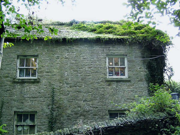 The candlemaker's cottage at Wensley
