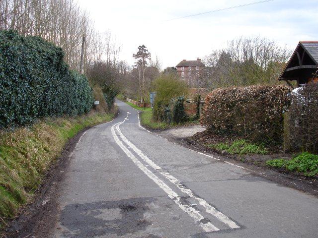 Lane to Colkins
