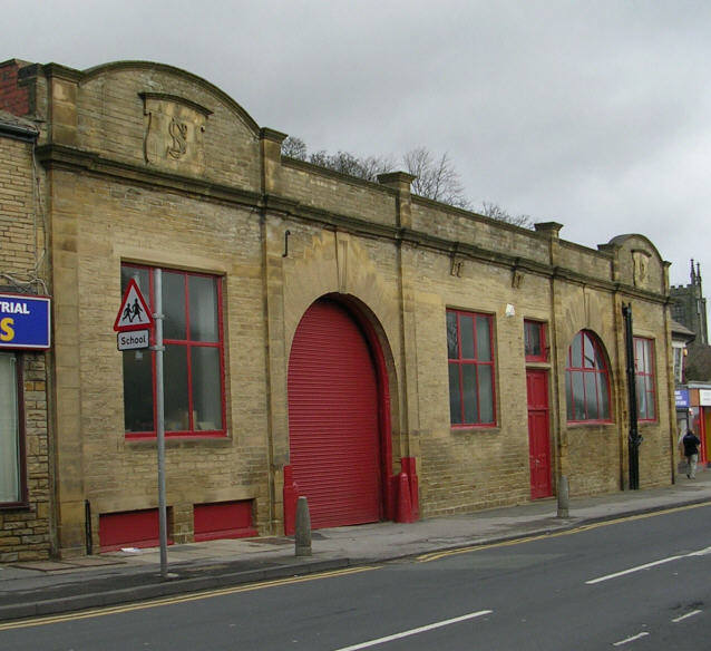 Scales Ltd former factory Chapeltown