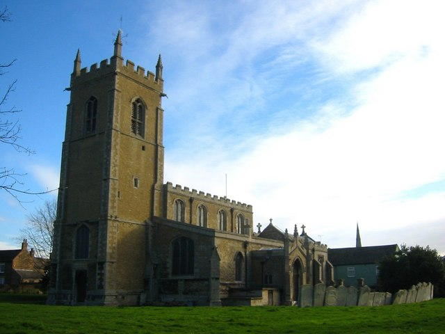 St Andrew's Church Whittlesey