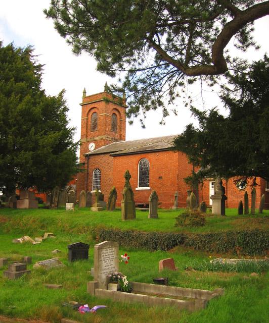 St Mary's Church, Wistaston