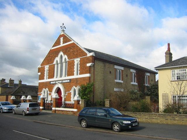 Grace Baptist Church High Street