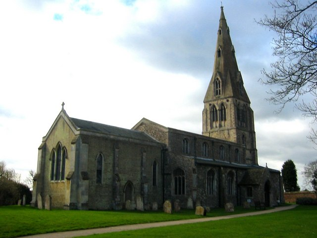 St Mary Magdalene Warboys