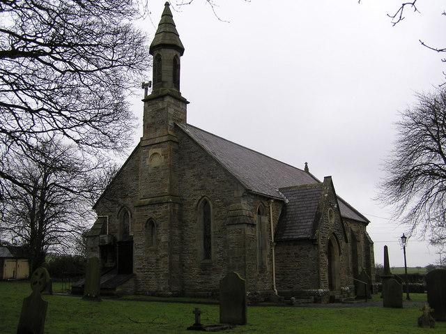 St. John the Evangelist : Lynesack