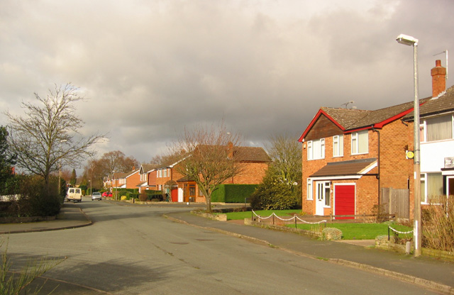 Sandringham Drive, Wistaston