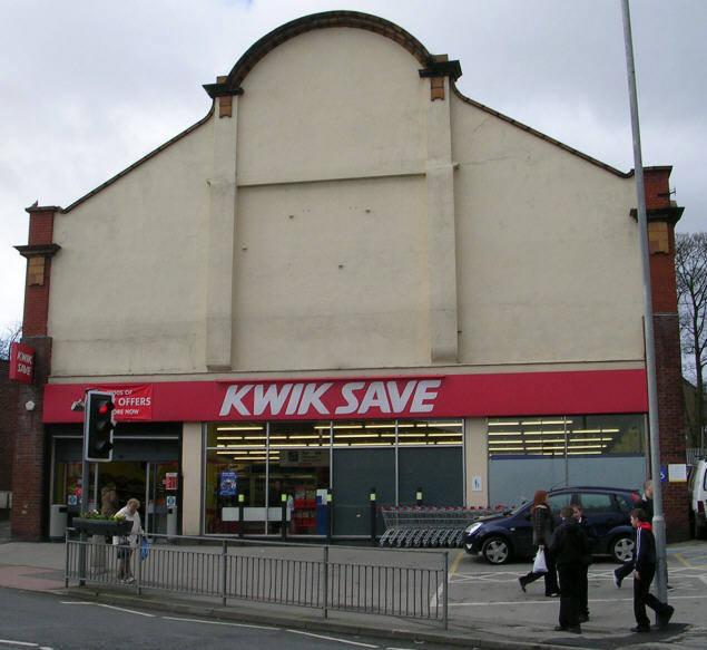 KwikSave, Church Lane