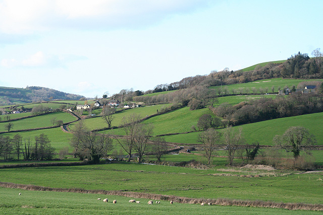 Colyton: in the Coly valley