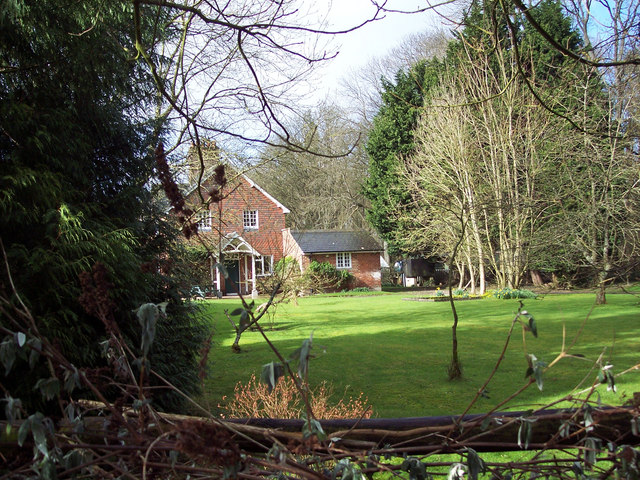 Woodland Cottage in Grovely Wood