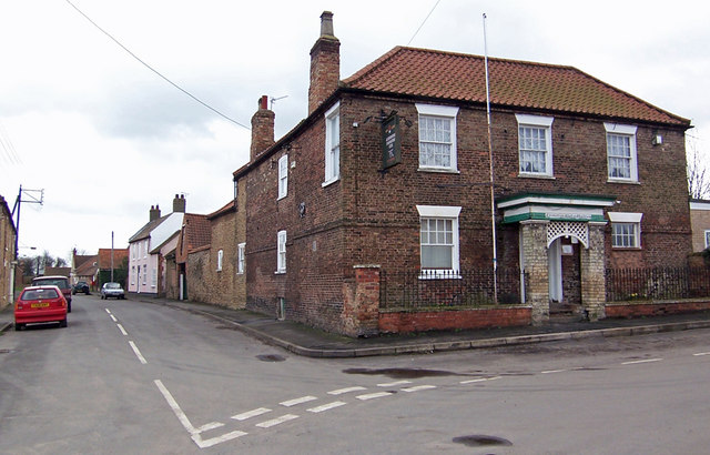Alkborough - Coronation Club