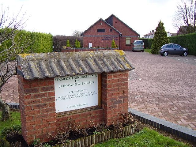 Kingdom Hall Stamford