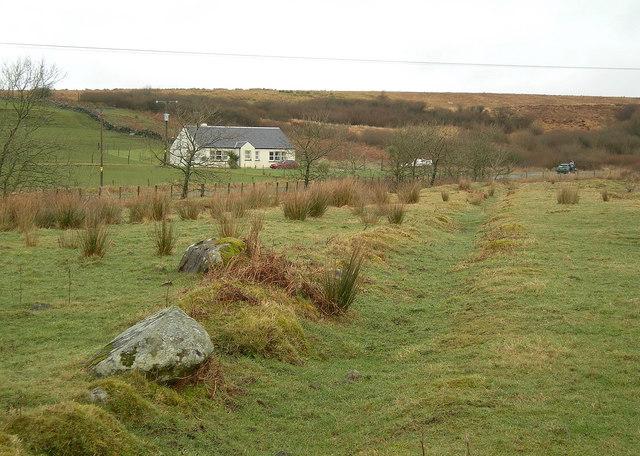 Near Ballimartin