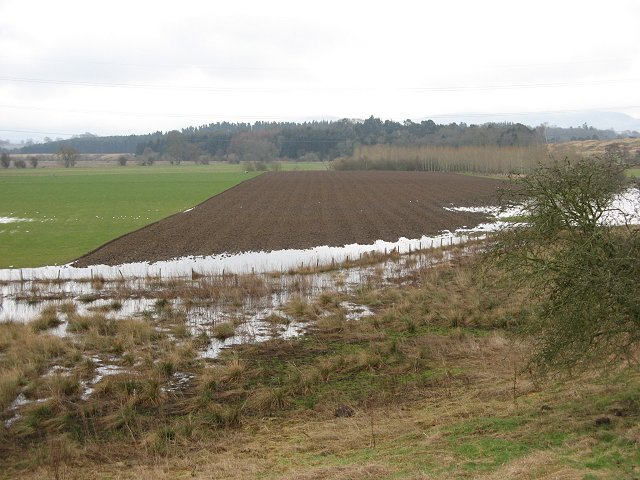 Isla flood plain