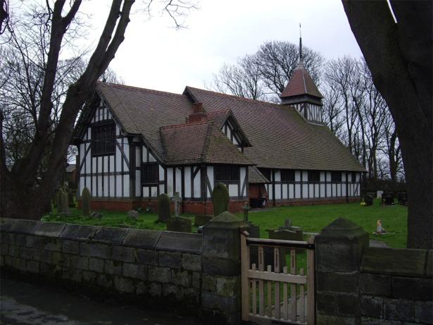Parish Church of St. Michael and All Angels, Altcar