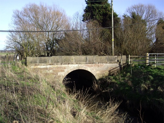 Frith Bridge, Acres Lane