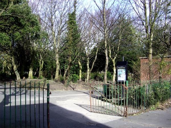 Victoria Park, Crosby
