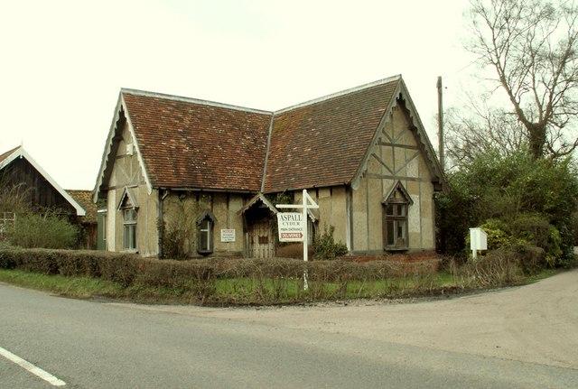The Lodge at Aspall Hall