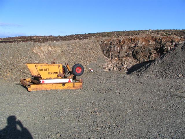Small Quarry