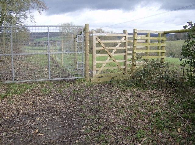 Entrance to deer park