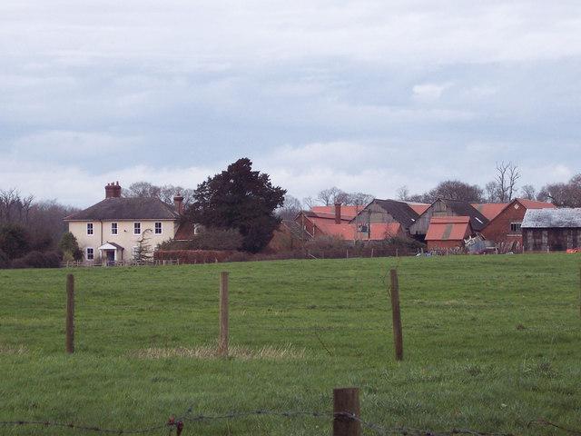 Farley Farm, Farley Chamberlayne