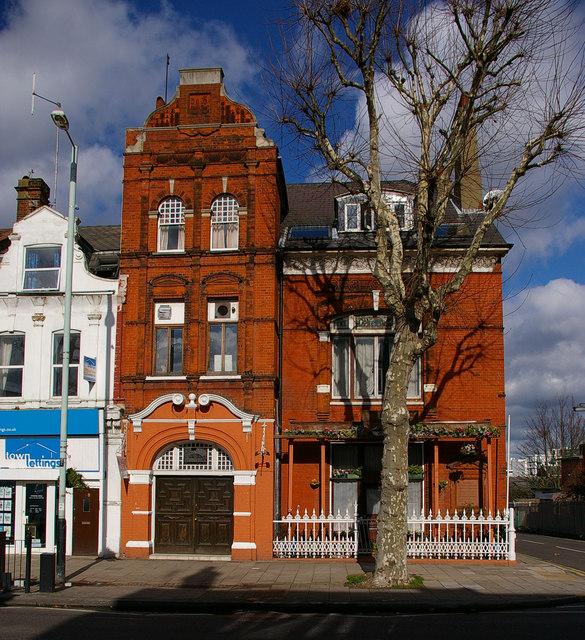 Hornsey National Hall, 31 Hornsey High Street, London. N8