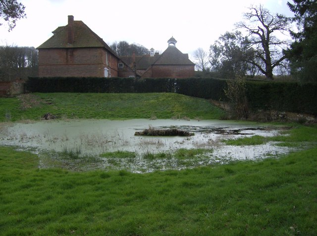 Just about a permanent pond