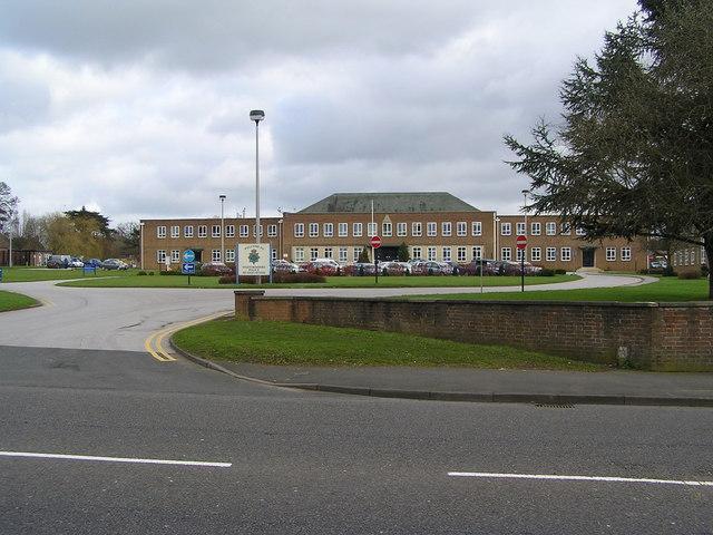 Staffordshire Police Headquarters