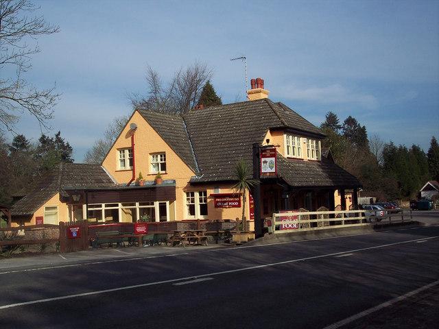 The Two Counties Inn, Rake