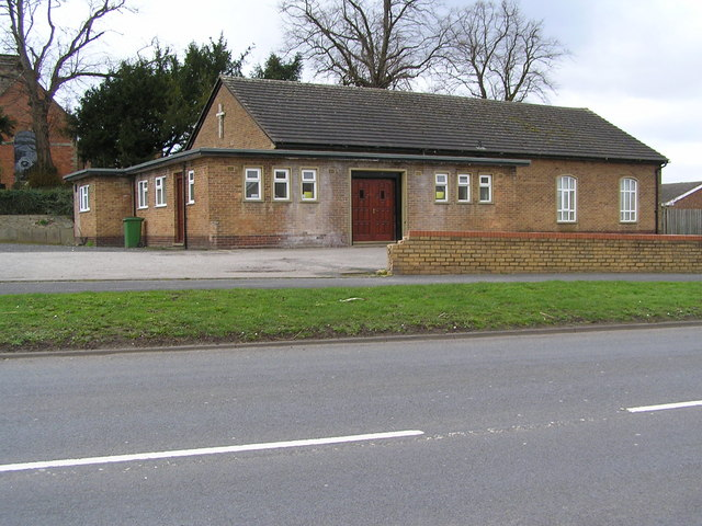 Church Hall, Baswich Lane