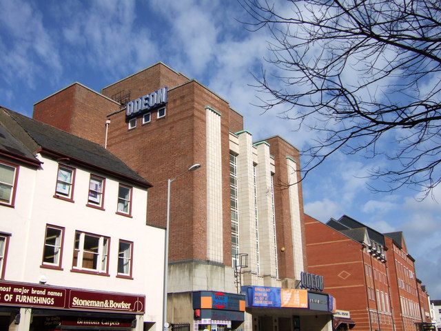 Odeon cinema, Exeter