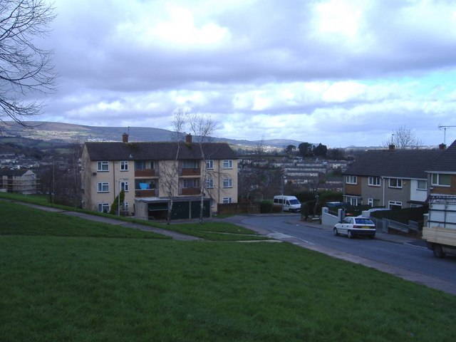 Loden Close, Bettws