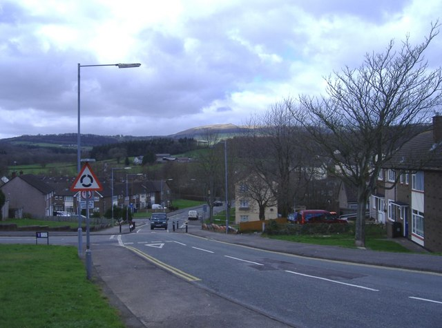 Monnow Way, Bettws