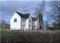 ST2892 : Broadoaks, Pentre Lane by Roger Cornfoot